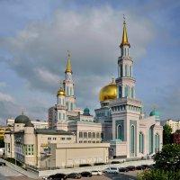 Мечети Москвы :: Леонид Иванчук