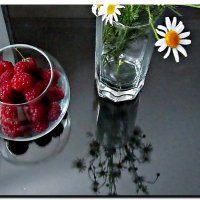 ягода  малина ... :: Ivana