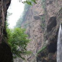 Чегемские водопады (продолжение) :: Любовь ***