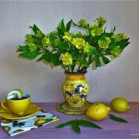 Чай с лимоном :: Nina Yudicheva