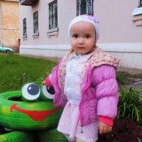Портрет  девочки :: Александр Поздеев