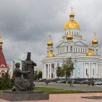 Саранск, мемориал Мать-Мордовия :: Олег Манаенков