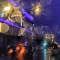 Дождь в городе :: Василий Ахатов