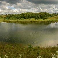 Изборск Городищенское озеро :: Priv Arter