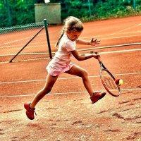 Тенисистка :: Владимир