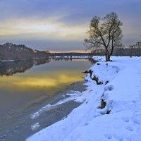 Зимнее утро :: Дубовцев Евгений