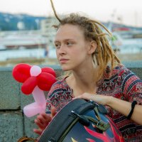 Девушка с тамбурином :: Дмитрий Сиялов