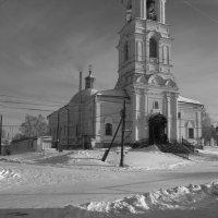 В деревне :: Дмитрий Cажнов