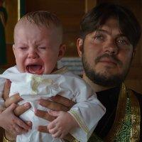 Крещение :: Александр Буслов
