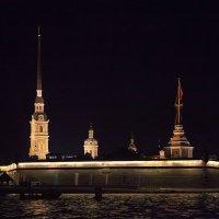 Петропавловская крепость. :: Карен Мкртчян