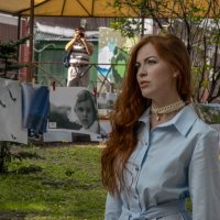 На фотоконкурсе...Прищепка :: Viacheslav Birukov