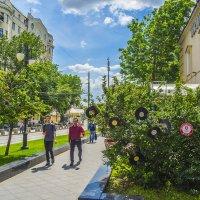 Москва, улица Новокузнецкая :: Игорь Герман