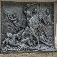 Копия горельефа «Изгнание французов», выполненный для Триумфальной арки в Москве (1829–1834) :: Михаил (Skipper A.M.)