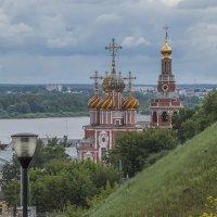 Косогоры Нижнего Новгорода :: Сергей Цветков