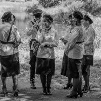 Военфельдшеры в парадной форме :: Светлана Соловьева