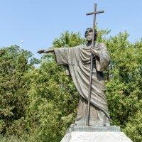 Памятник Апостолу Андрею Первозванному :: Дмитрий Сиялов
