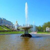 Солнечный Петергоф... :: Sergey Gordoff