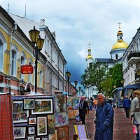 Нынче на улицах Витебска.. :: Vladimir Semenchukov