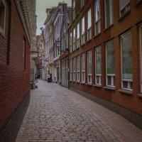 Амстердам.Улица красных фонарей :: Александр