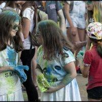 Фестиваль красок :: Алексей Патлах