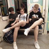 Хорошо сидят! :: Natalia Harries