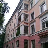 Старинные дома в Люберцах. :: Ольга Кривых