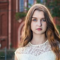 Девушка :: Sergey Serov