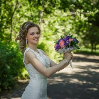 прогулка невесты :: Ольга Кошевая