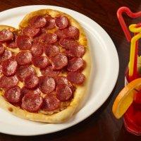 Спец пицца ко дню 14 февраля :: Фазлиддин Инагамов