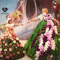 Девочки цветочки :: Марина Труфанова