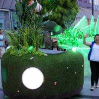 Expo 2017. Ночной парад. :: TATYANA PODYMA