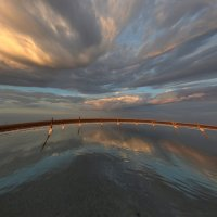 Озеро Баскунчак :: Петр