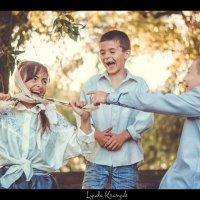 Друзья на всегда... :: Lyuda Kr.