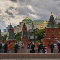 Москва :: Анастасия Смирнова