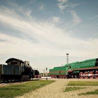 """Из серии: """"Там где тревожно гудят и стучат поезда"""" :: Андрей Головкин"""