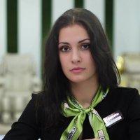 За прилавком. :: Александр Бабаев