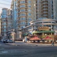 6 утра в Сабанском переулке. :: Вахтанг Хантадзе