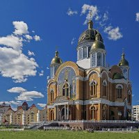 Свято-Покровский собор :: Olga F