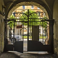 Ворота в прошлое... :: Senior Веселков Петр