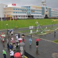 В Чебоксарах дожди :: Александр Алексеев