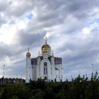 Кафедральный собор Вознесения Христова, Магнитогорск. :: Елена