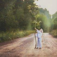 Когда деревья были большими... :: Катерина М