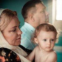 Таинство крещения :: Marusia Photo