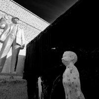 Ленин и октябрёнок :: Сергей Веснин