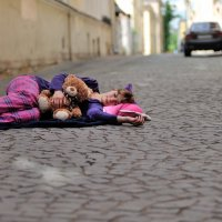 спящий город... :: Андрей Вестмит