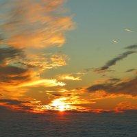 Над облаками.. :: Alexey YakovLev