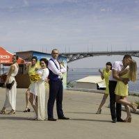 Свадебная пантомима :: Сергей Перфилов