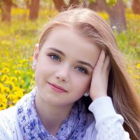 Мои красивые одуванчики... :: Oksana Likhadziyeuskaya