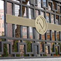 Старая чугунная ограда. :: Galina194701