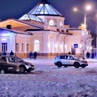 ....мой  город.. :: Георгий Никонов